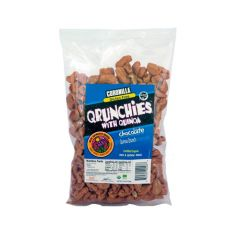 CEREAL QRUNCHIES CHOCOLATE 100 GR CORONILLA