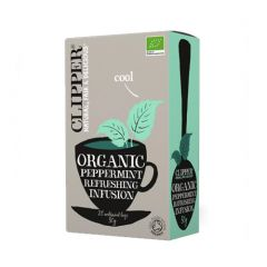 INFUSION PEPPERMENT CLIPPER ORGANICO 25 ENVELOPES