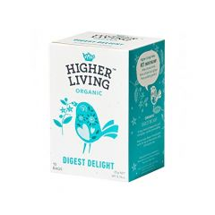 INFUSION DIGEST DELIGHt 15 BOLSAS HIGHER LIVING