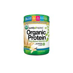 ORGANIC PROTEIN - VAINILLA 680 GRS PURELY INSPIRED