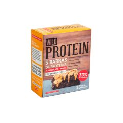 PACK BARRA PROTEINA CHOCOLATE MANI 45GRS PROTEIN