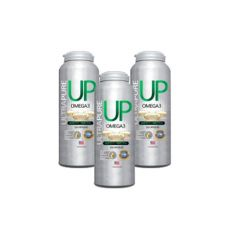 PACK 3 OMEGA 3 UP ULTRA PURE 150 CAP NEW SCIENCE